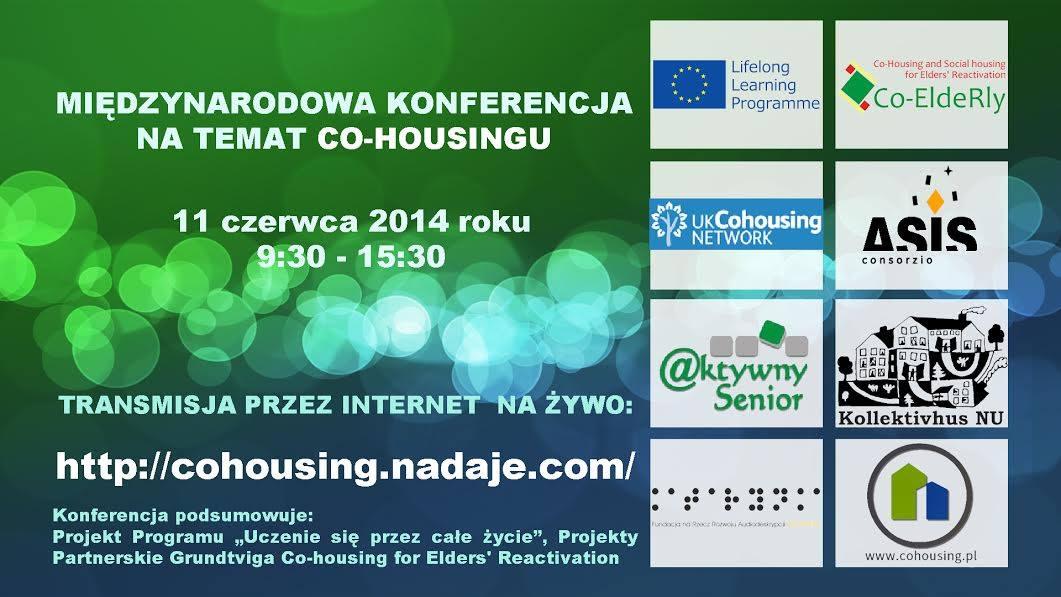 Międzynarodowa konferencja na temat Cohousingu we Wrocławiu